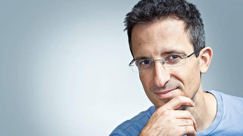 A portrait photo of Tal Ben-Shahar