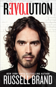 Book Cover Revolution by Russell Brand