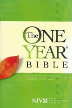 One Year Bible NIV