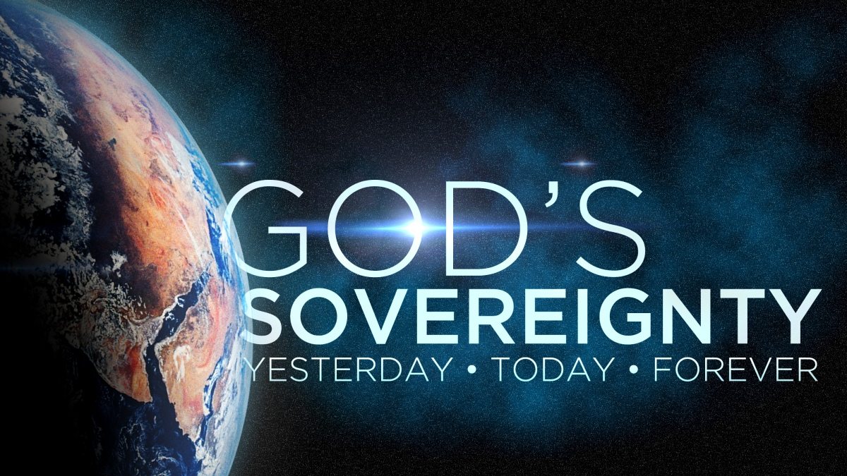 God's Sovereignty in Scripture