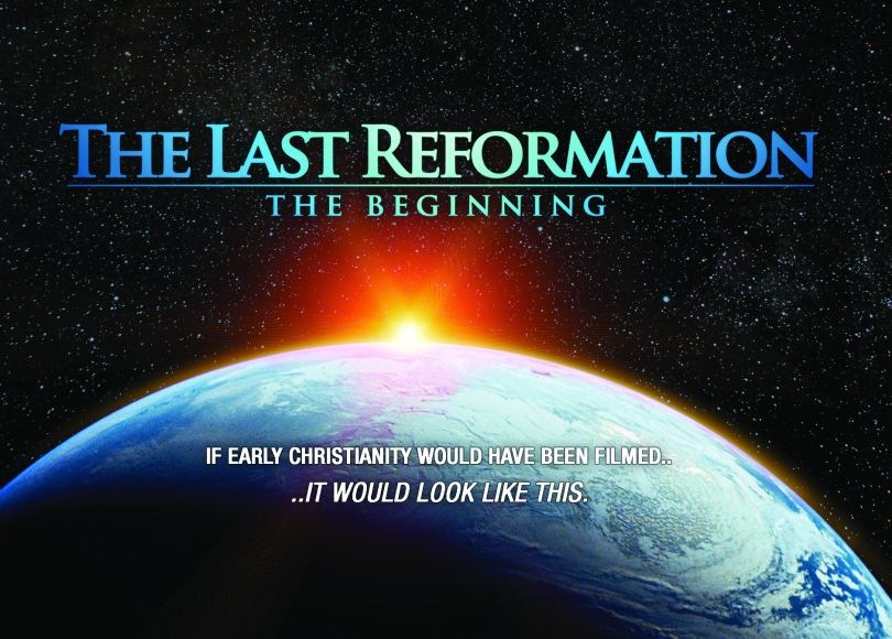 'The Last Reformation: The Beginning' film advertisement