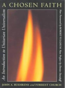 A Chosen Faith book cover