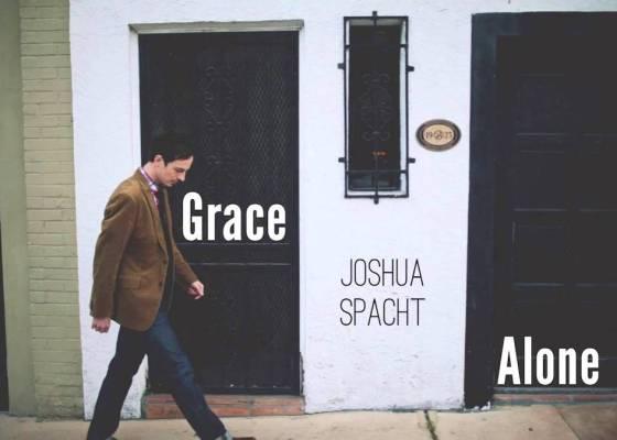 Josua Spacht Grace Alone album cover