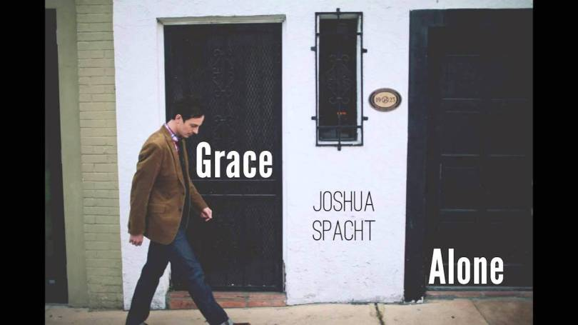 Josua Spacht Grace Alone album cover