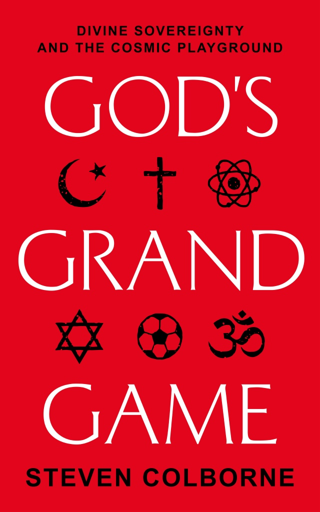 God's Grand Game cover image (low resolution)