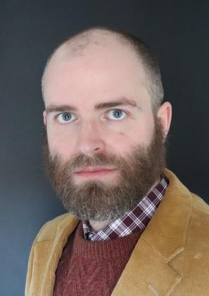 Steven Colborne (portrait)