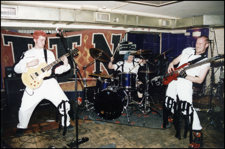 Marconi's Voodoo live photo