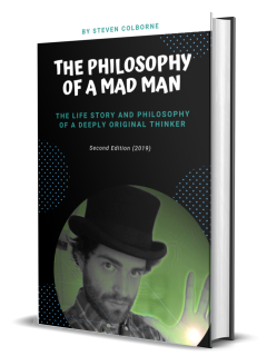 The Philosophy of a Mad Man (second edition 3D)