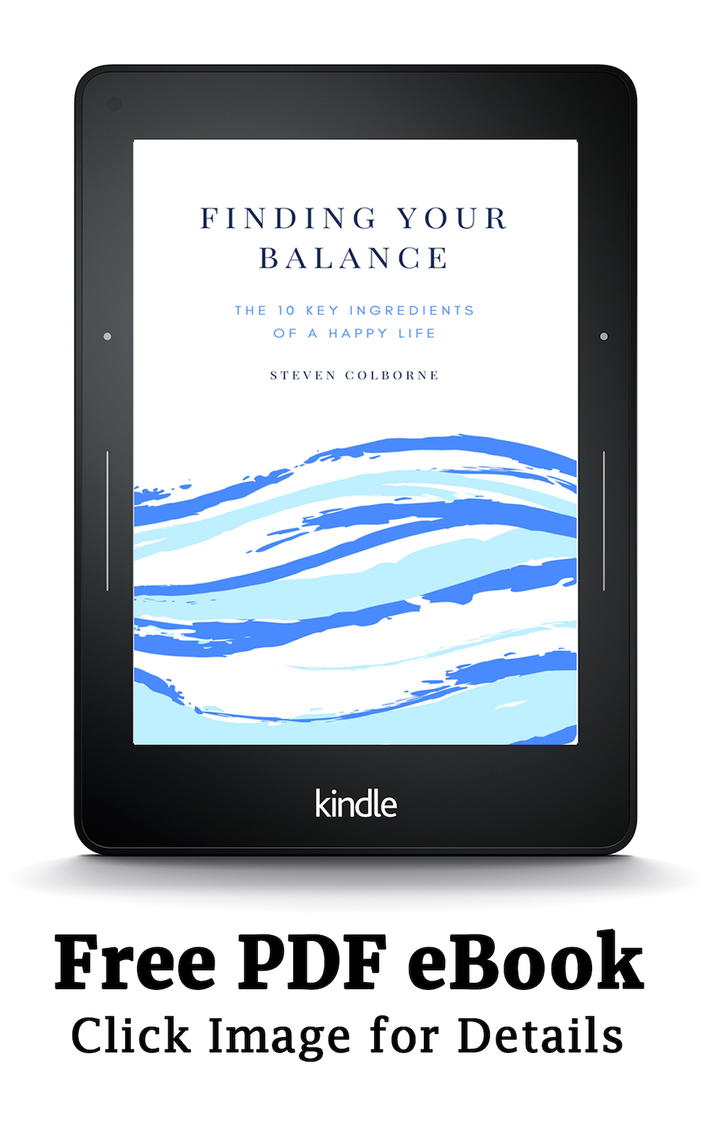 Finding Your Balance free eBook advertisement