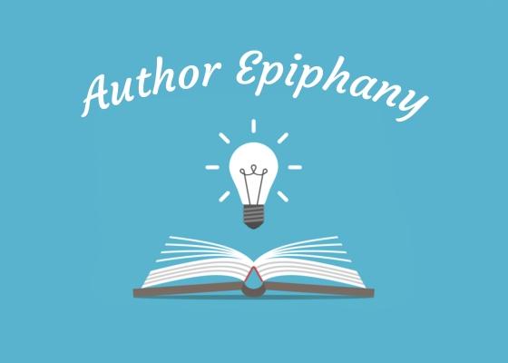 Author Epiphany blog post image