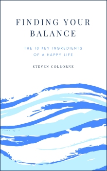 Finding Your Balance (front cover)