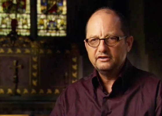 Bart Ehrman in church