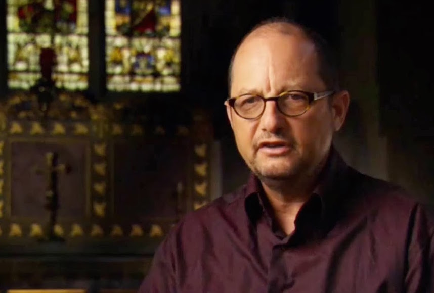 Bart Ehrman in church