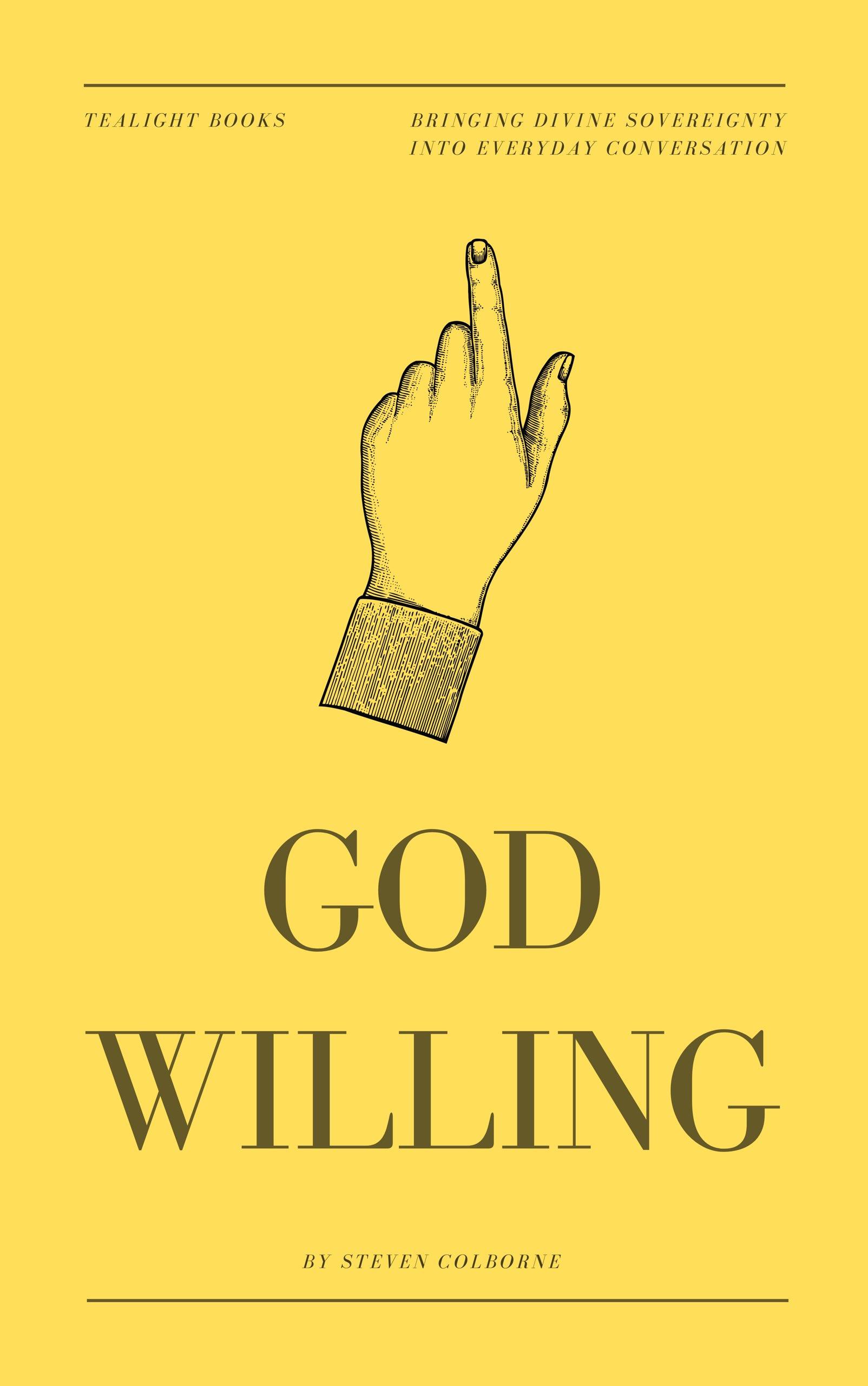 God Willing by Steven Colborne (cover)