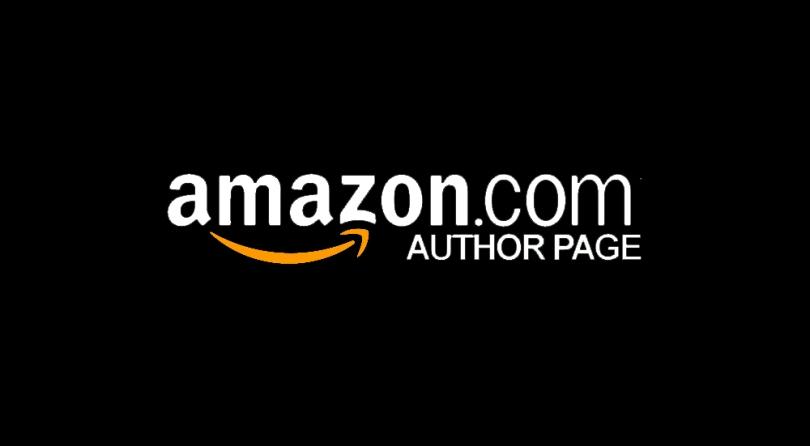 Amazon Author Central logo black