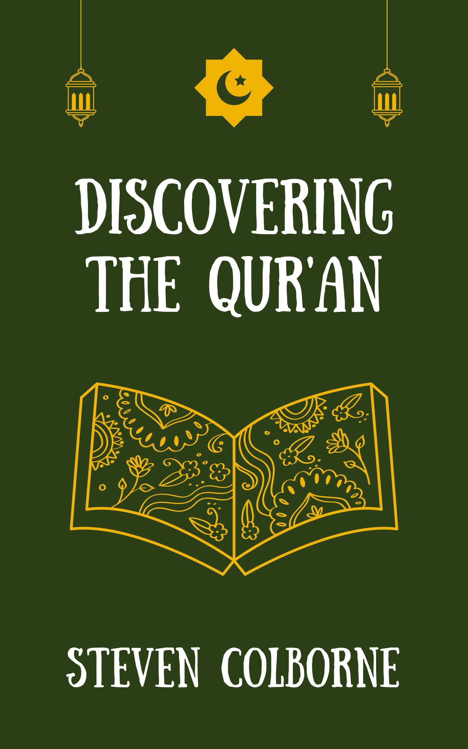 Discovering the Quran by Steven Colborne cover
