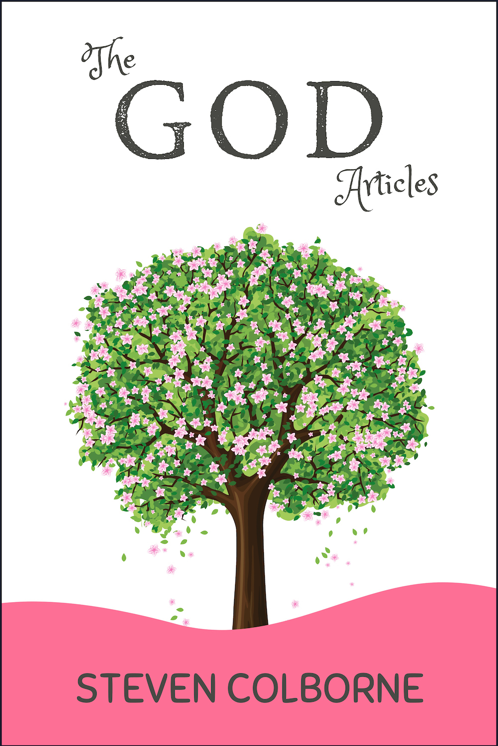 The God Articles by Steven Colborne (book cover)